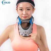 Adjustable Neck Brace Support Adult Cervical Collar Breathable Cervical spine fracture neck Rehabilitation Relax Pain Relief