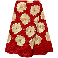 Latest 2016 Wine Swiss Voile Lace African Voile Swiss Lace Fabric Quality African Swiss Cotton Voile