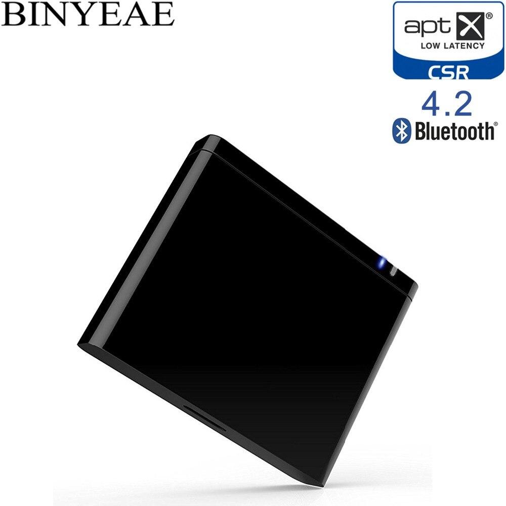8pin Bluetooth 4,2 Aptx niedrigen latenz 8 pin Music Receiver Stereo Audio Adapter für Bose SoundDock III 10 XT blitz lautsprecher