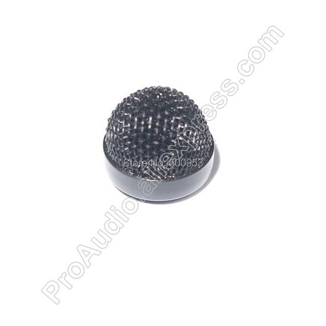 Vervanging Lavalier Mic metallic Cover foam Voorruit Cap Hoed voor Sennheiser ME2 Clip Revers Microfoon