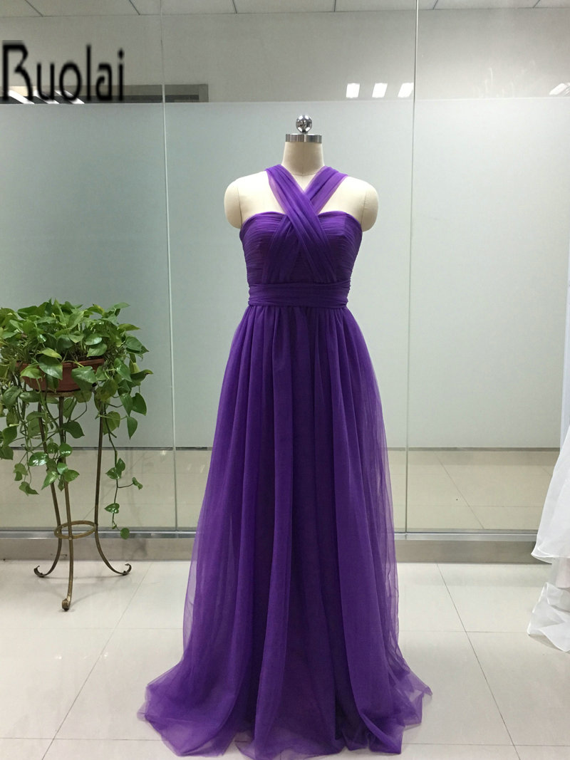 ୧ʕ ʔ୨Venta caliente romántica 2015 Vestidos de dama de honor de la ...
