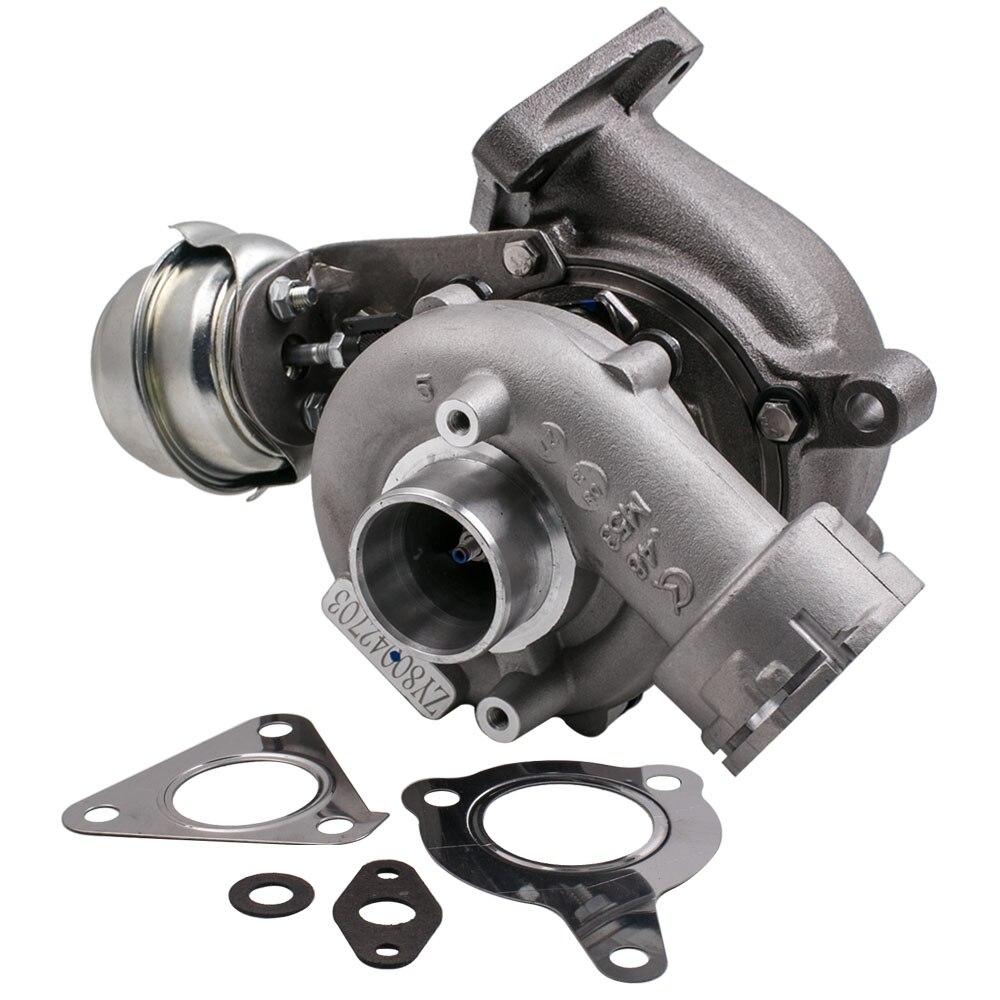 Turbo Турбокомпрессор для VW Passat 2.0 TDI 2004 2005 для 2005-2008 Audi A4 2.0 TDI (B7) 140HP 103Kw bpw 53039880195,712077-0001