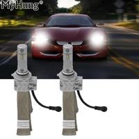 Car LED 9012 Headlight Conversion Kit Chip LEDs Lamp 6000LM 30W Cars Fog Light DRL 6000K