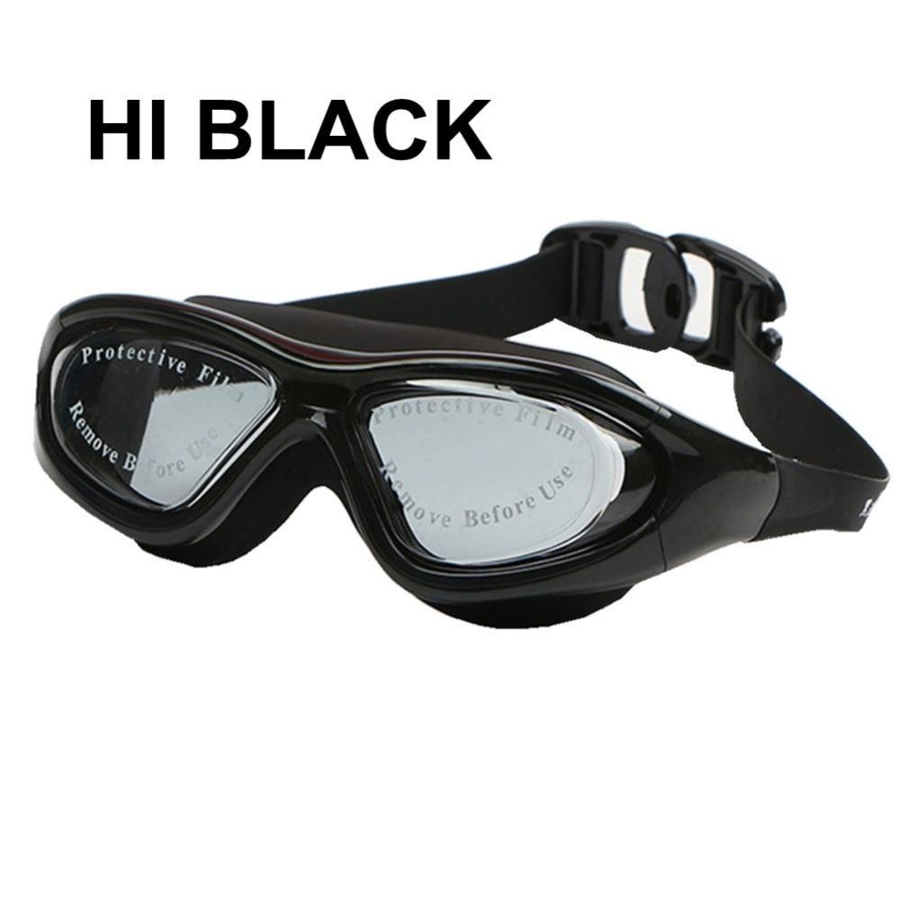 Miopía Impermeable Anti Niebla UV Adultos Natación gafas dioptrías Profesional Hombres Mujeres Gafas de natación Gafas Gafas