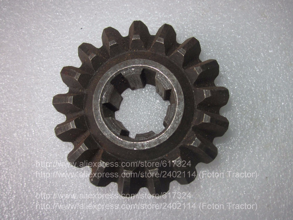 304.31.105 the primary driven gear, front-side drive for taishan TS304 series tractor