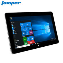 Jumper ezpad 6 m6 tablet pc 2 en 1 ventanas de aluminio 10 laptop intel atom z8350 2 gb ram 32 gb rom hdmi ips 10.8 pulgadas Notebook