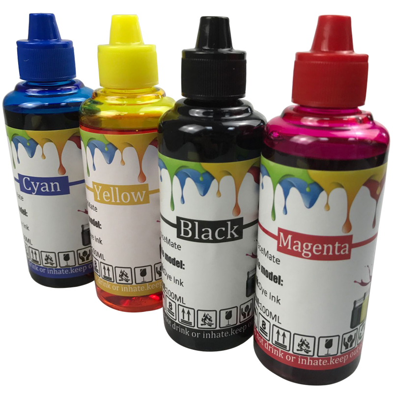 printer ink Replace for <font><b>HP</b></font> 932 <font><b>933</b></font> Universal <font><b>Refill</b></font> Ink <font><b>kit</b></font> for <font><b>HP</b></font> OfficeJet 6100 6600 6700 7110 7610 7612 image