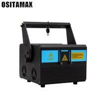 1w RGB geometric patterns dmx animation laser stage lights /disco laser /club light/party laser/lazer show