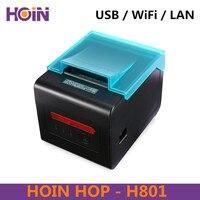 HOIN HOP H801 Thermal Receipt Printer USB / WiFi / Internet Access