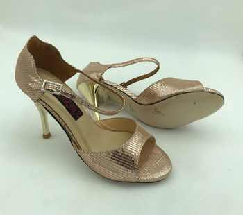 Comfortable and Fashional Argentina Tango Dance Shoes Party Shoes Wedding Shoes leather outsole T6282B-LGL - SALE ITEM Sports & Entertainment