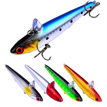 New Fishing Bait Plastic Hard Noeby Lure 93mm/13.5g/ 6# Hooks Fake Freshwater Sea Lures Tackle