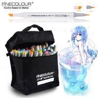 Sketch Color Marker Pen Set Finecolour Architecture Alcohol Based Art Markers 36 48 60 72 Colors