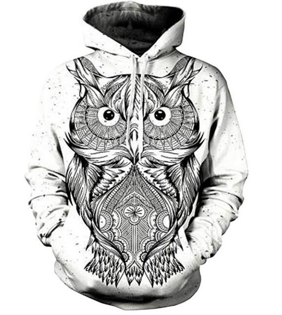 PLstar Cosmos New Psychedelic Hoodie Music Festival Light Show Trippy Clothes Raver Wear Art Print
