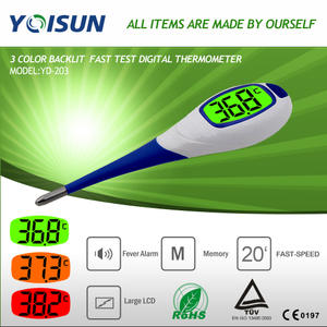 Medical-Thermometer Body-Temperature-Measure Electronic Digital Child Household LCD Adult