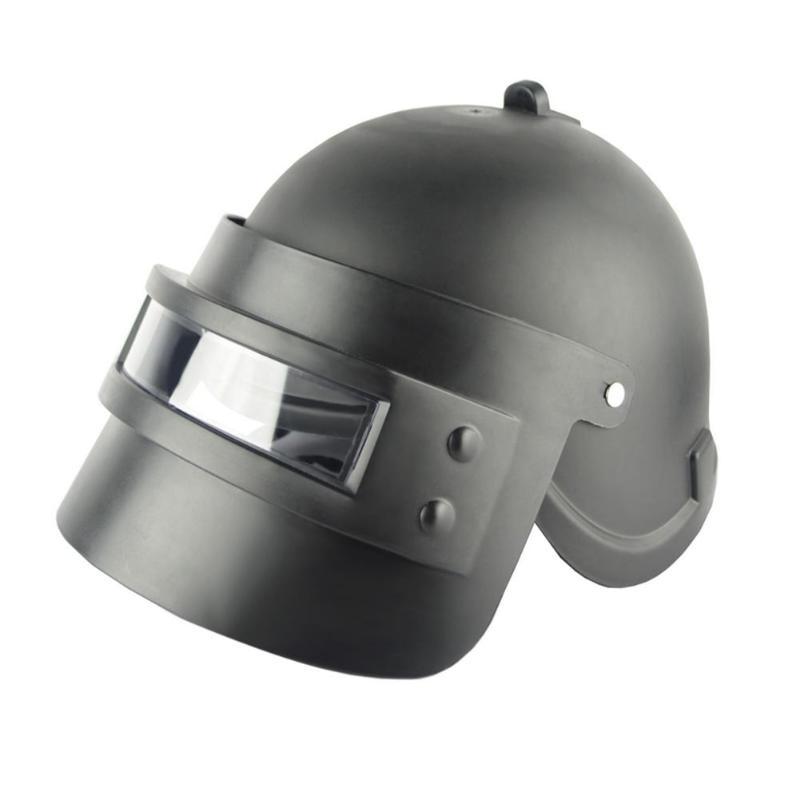 2018 Fashion Helmet Hat Cool Game PUBG Level 3 Helmet Cosplay Props Head Adult Women Men Cap Cosplay Equipment Helmet Party Gift алиэкспресс сумка прозрачная
