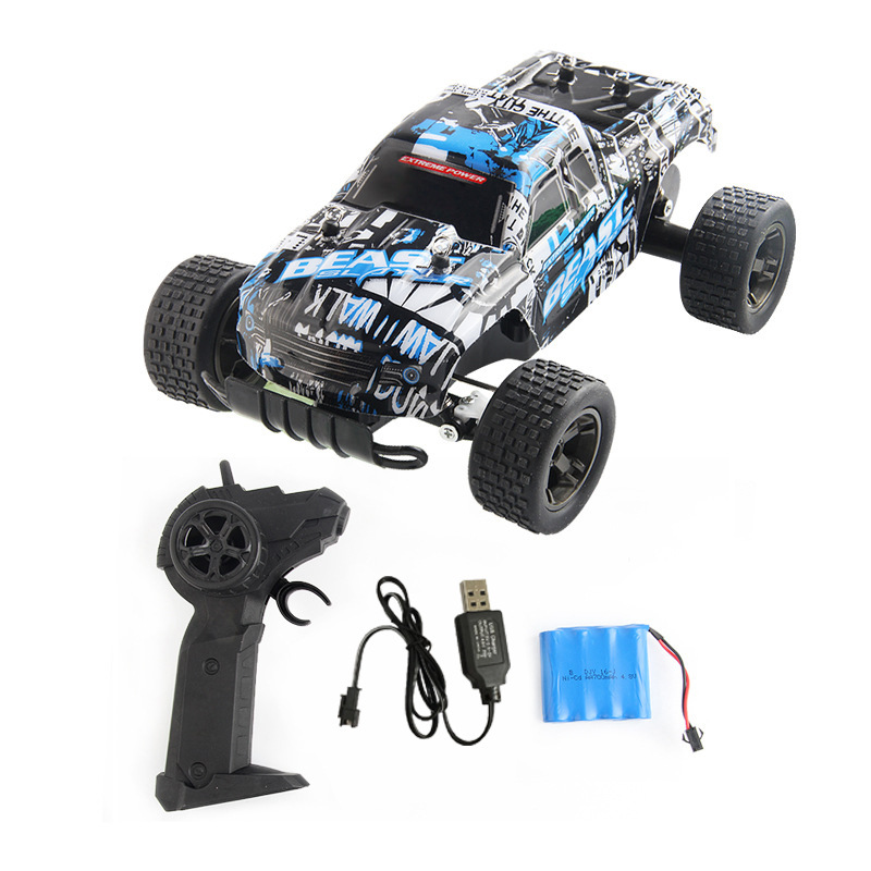 Remote Control Electric Car Gift For Child Radio 4ch Model Vehicle Mouse Over To Zoom In