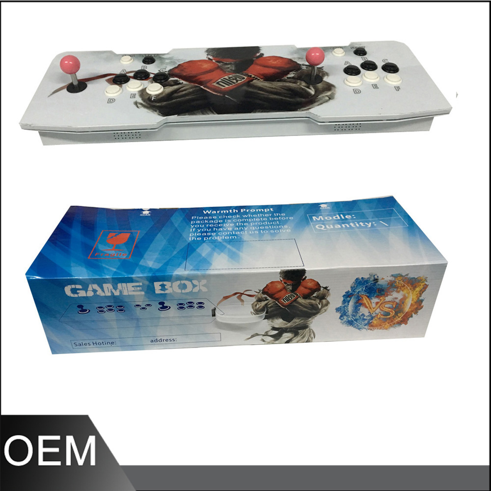 Game joystick double game controller for Pandora's Box 4 Jamma board 645 games in 1
