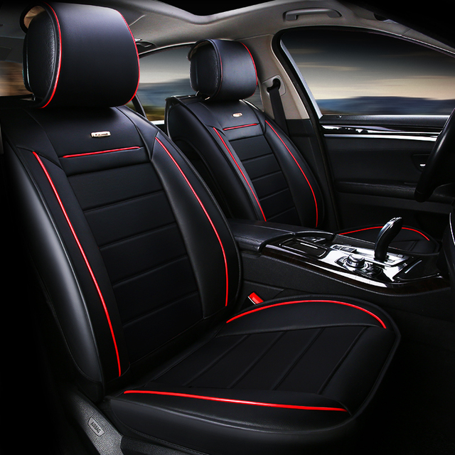 Car Seat Cover Covers Interior Accessories For Ford Fusion 2017 Ka Kuga 2018 2008 Mondeo 3 4 Mk3 Mk4 Ranger