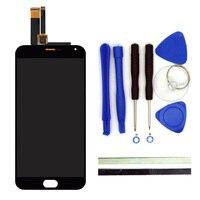 Высокое качество для Meizu M2 Note ЖК-дисплей Дисплей планшета Сенсорный экран с Рамки 5.5 дюйма meiblue M2 Note телефон Запчасти Бесплатная инструмент