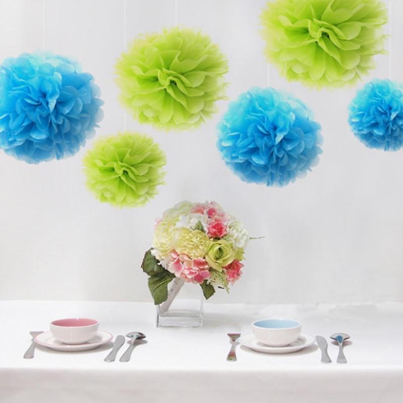 Flower Balls Paper Flower Balls Tissue Paper Pom Poms Wedding