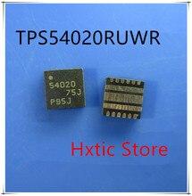 NEW 10PCS/LOT TPS54020RUWR TPS54020 54020 VQFN-15 IC