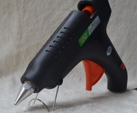 60W Hot Melt Glue Gun For Sealing Wax Stick 110 240V Electric Heat Temperature Tool Fit