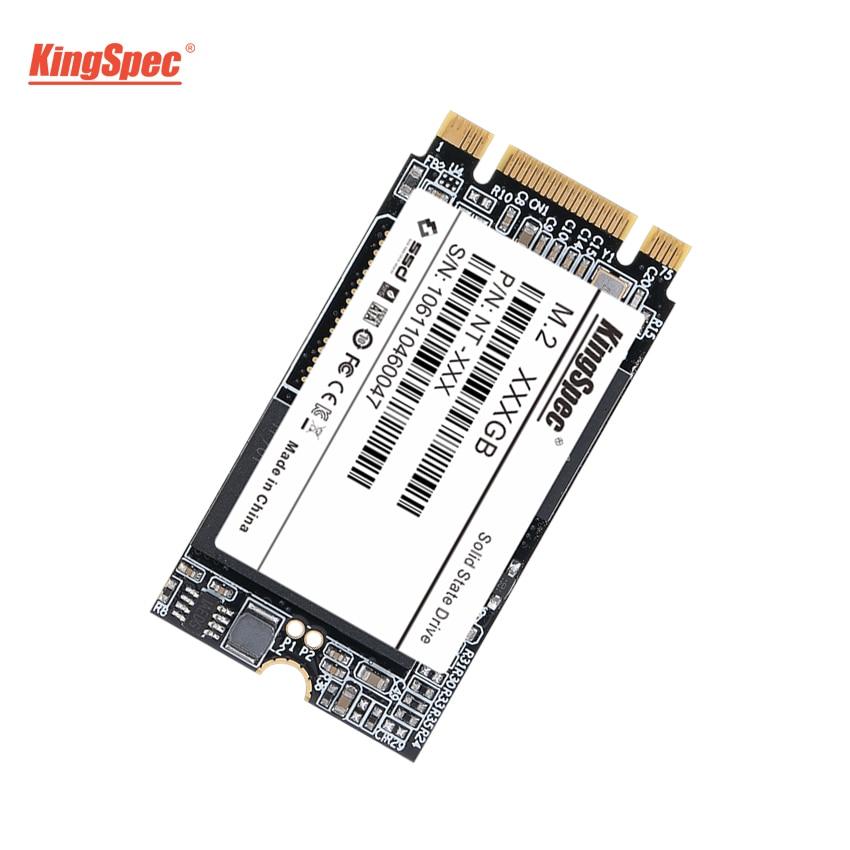 KingSpec 22*42mm SSD M2 128GB SATAIII 6Gb/s Internal NT-128 2242 M.2 SSD 120GB HD Hard Drive For Laptop/Server/Ultrabook/Desktop