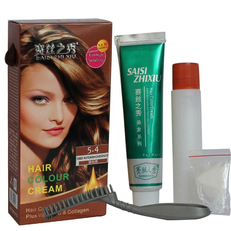 allergic hair dye coffee color
