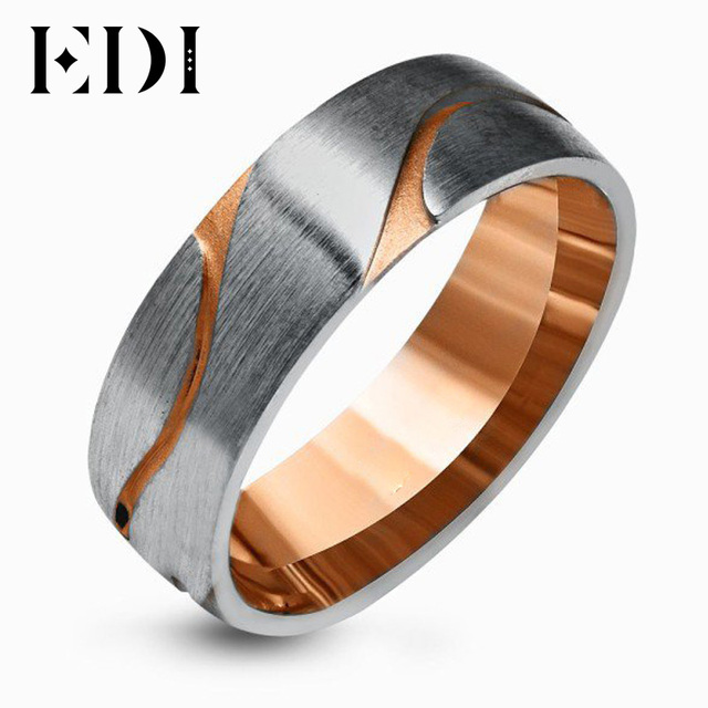 Aliexpress Buy Luxurious EDI Chopin s 14K 585 Two tone Gold