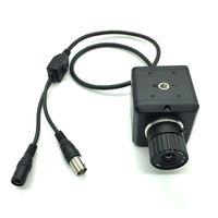 6mm Lens Infrared Night Vision Camera Sony CCD DIY Hunting Camera Industrial Camera Ultra Low light