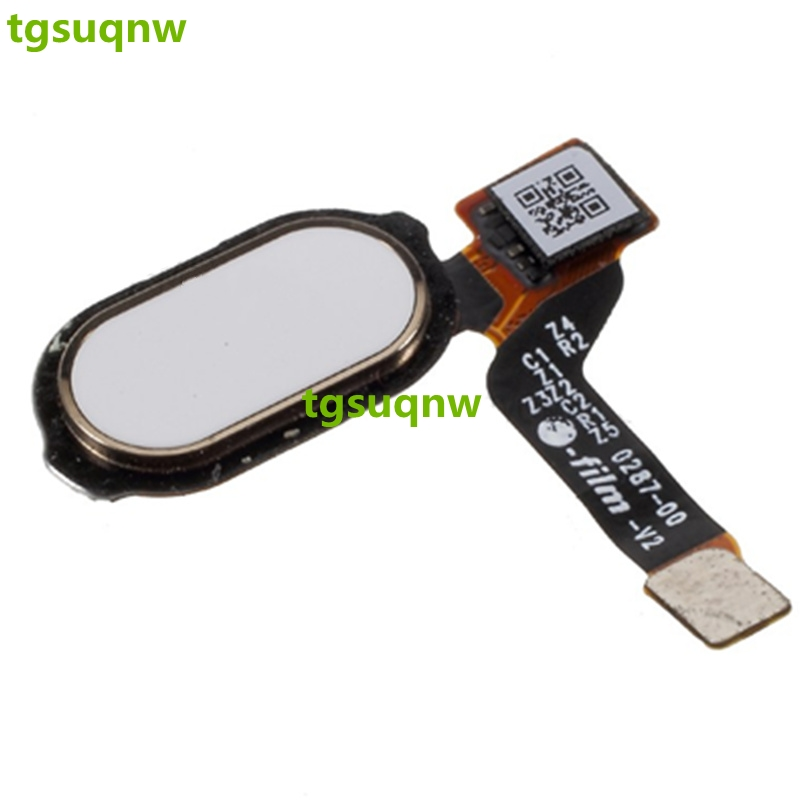 Tested Back Return Home Button Fingerprint Sensor Flex Cable Ribbon For Oneplus 3 Three / 3T A3000 A3003 A3010 White/Black