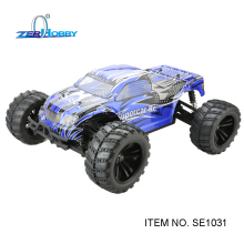SUPERCAR HOBBY RC CAR 1/10 MONSTER TRUCK ELECTRIC POWERED 4WD OFF ROAD RTR TRUCK (item no. SE1031)