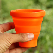 Manufacture Fire Maple FMP 319 Outdoor Camping Silicon Folding Mug Portable Outdoor Camping Tableware Cup