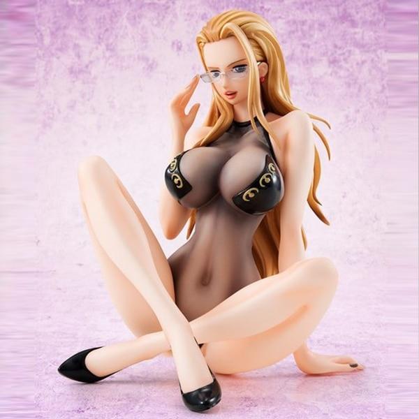 Anime One Piece Kalifa Limited Bikini PVC Action Figure