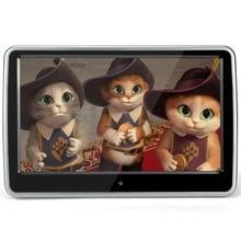 Pumpkin 10.1 Inch HD Digital Touch Screen Car Headrest DVD Player Ultra-thin Detachable 1024*600