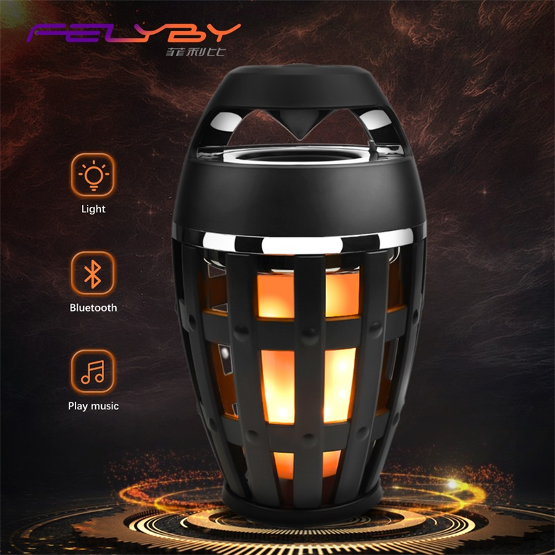 HOT! FELYBY portable bluetooth speaker