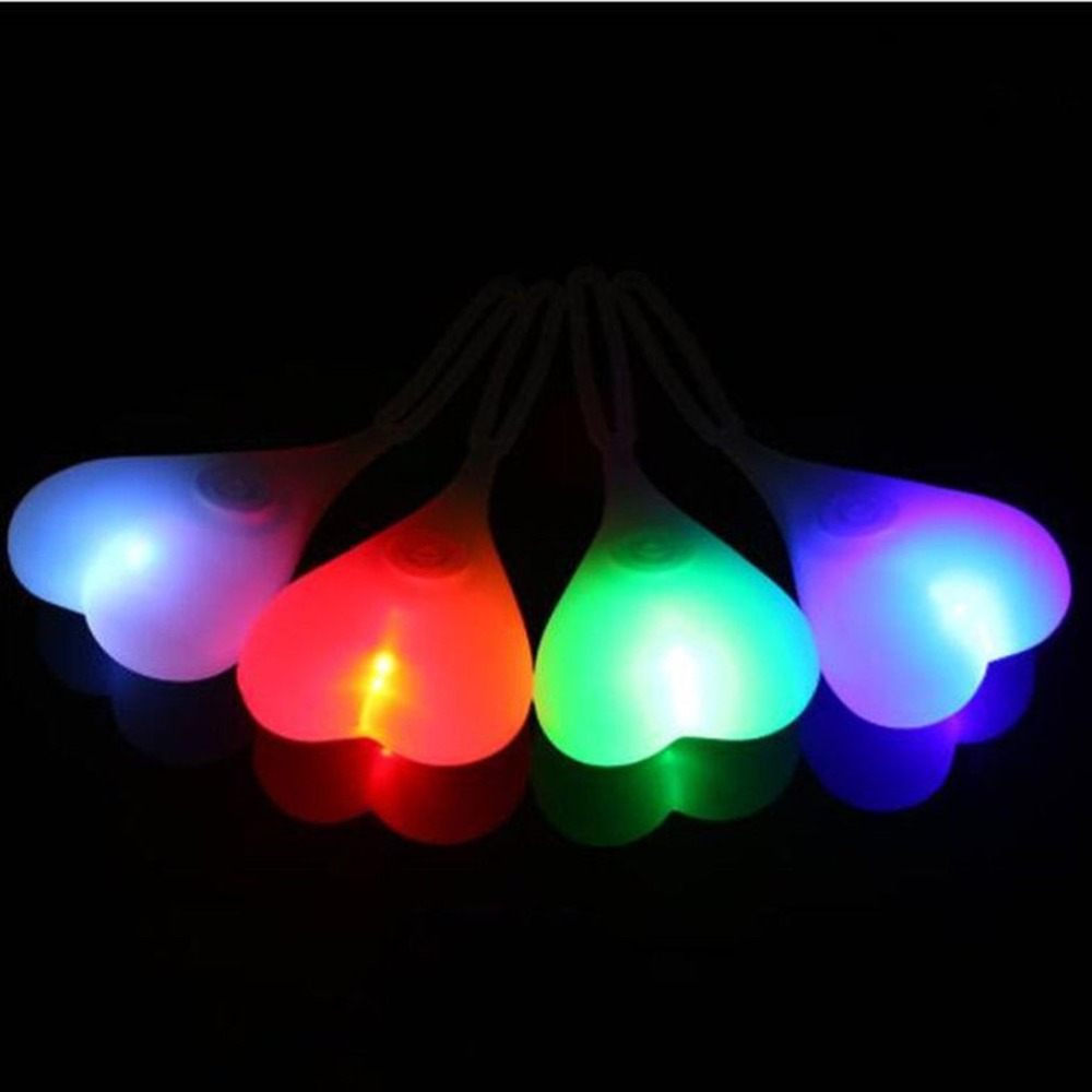 Cycling Balls Tail Silicone Light Creative Bike Waterproof Night Essential LED