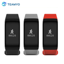 Teamyo sport f1 умный браслет артериального давления браслет крови кислородом часы сердечного ритма монитор cardiaco шагомер смарт браслет
