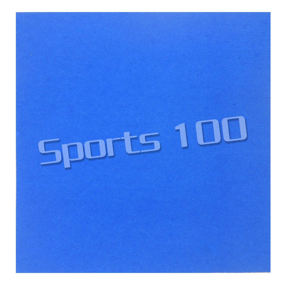 10x Galaxy YINHE Blue Sandpaper For Sandpaper Table Tennis Ping Pong Paddle