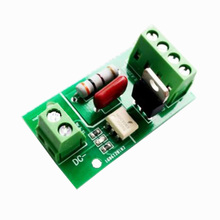 Thyristor Module / Thyristor Control Board / Trigger Switch DC Control AC 220V Optocoupler Isolation common negative pole thyristor module mtk300a 1600v