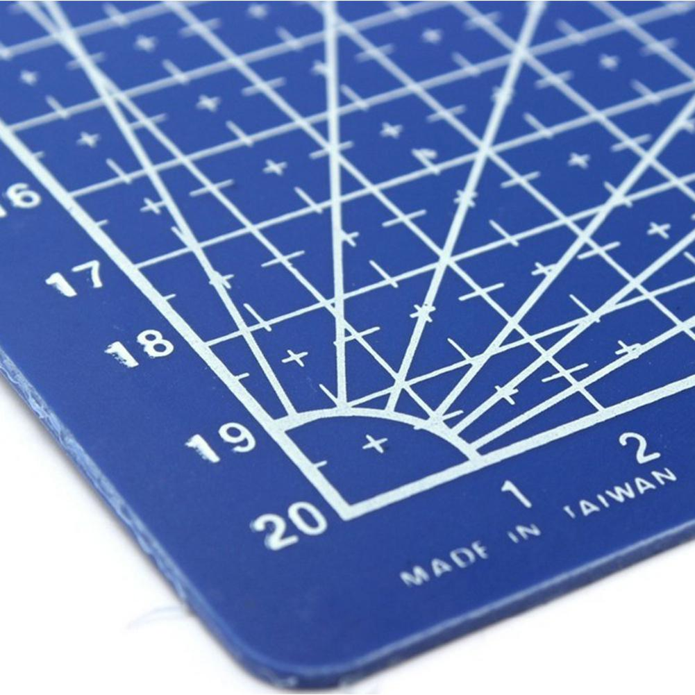 PVC Cutting Mats Plate Double-sided Engraving Cutting Board Mat Handmade Hand Tools R20