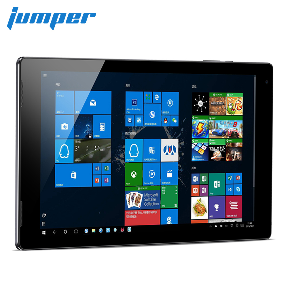 Jumper EZpad 7 <font><b>10.1</b></font> inch 2 in 1 <font><b>tablet</b></font> 1920*1200 6500mAh Intel Cherry Trail X5-Z8350 4GB DDR3 64GB eMMC <font><b>windows</b></font> <font><b>10</b></font> <font><b>tablets</b></font> pc image
