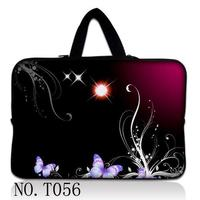 Butterfly Laptop Bag 7 8 10 12 13 15 15 6 Inch Computer Bag 15 6