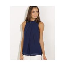 2016 Fashion Women Summer font b Shirt b font O neck Hollow Out Sleeveless font b