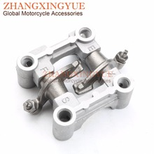 ROCKER ARMS CAMSHAFT HOLDER 64MM VALVES for GY6 49CC 50CC 139QMB SCOOTER ATV