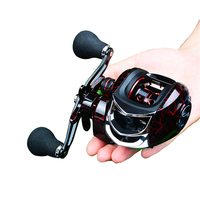 YUYU Baitcasting Fishing Reel metal spool brake 8 kg high speed 7.2:1 Lure Reel 17+1BB magnetic brake Bait Casting reel