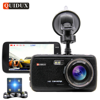 Binfei 4 0 Full HD 1080P Car Video Camera Novatek 96658 DVR With Two Camera HDR