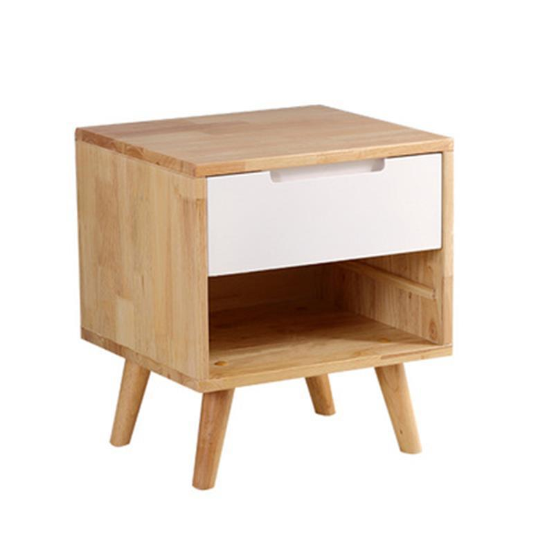 Nordic full lockers Oak Jane bedside cabinet creative delivery original cabinets