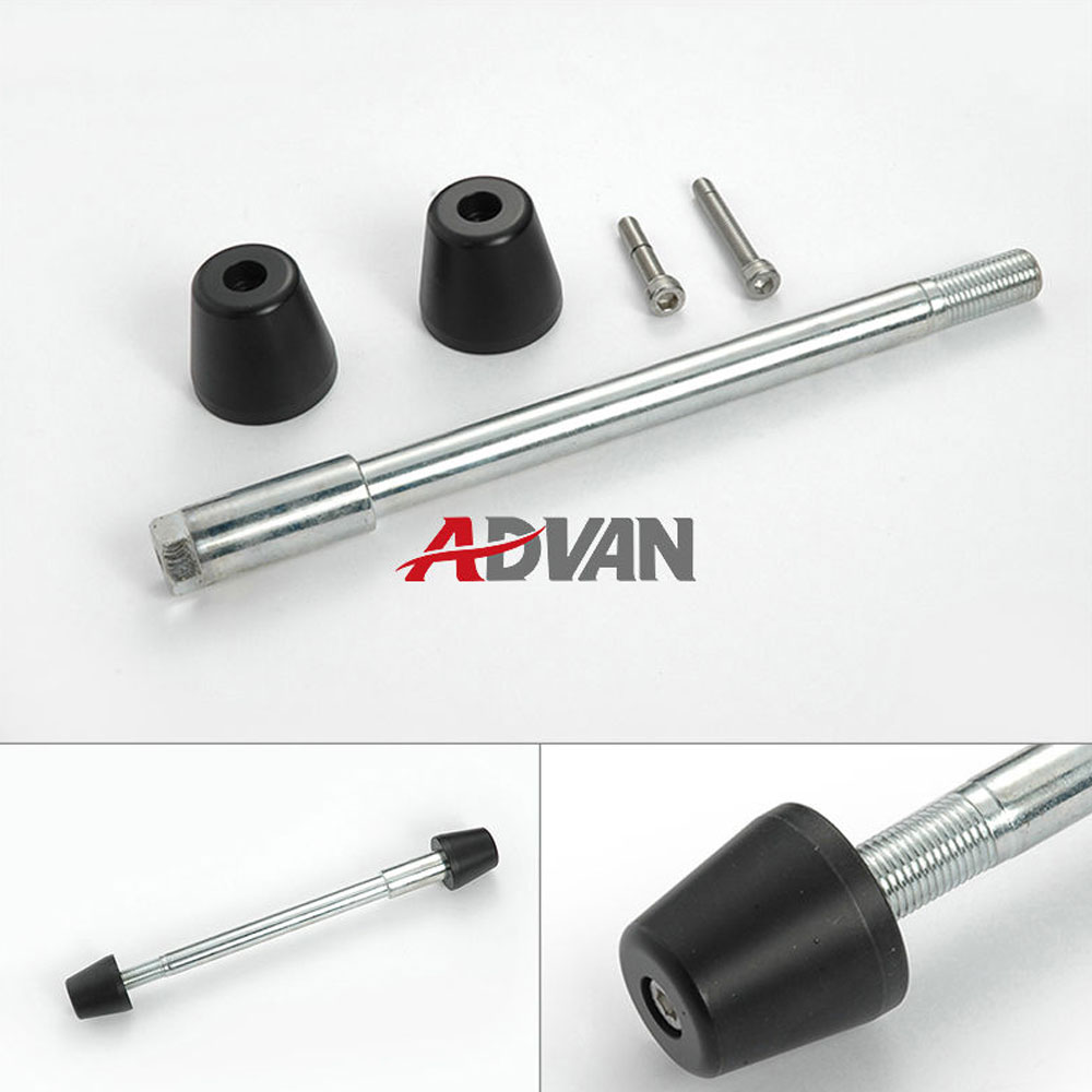 Front Axle Fork Carsh Sliders Cap Protector Fit for Honda CRF250L 2012-2014 tc02311010047 tc0231101004 the housing for front axle
