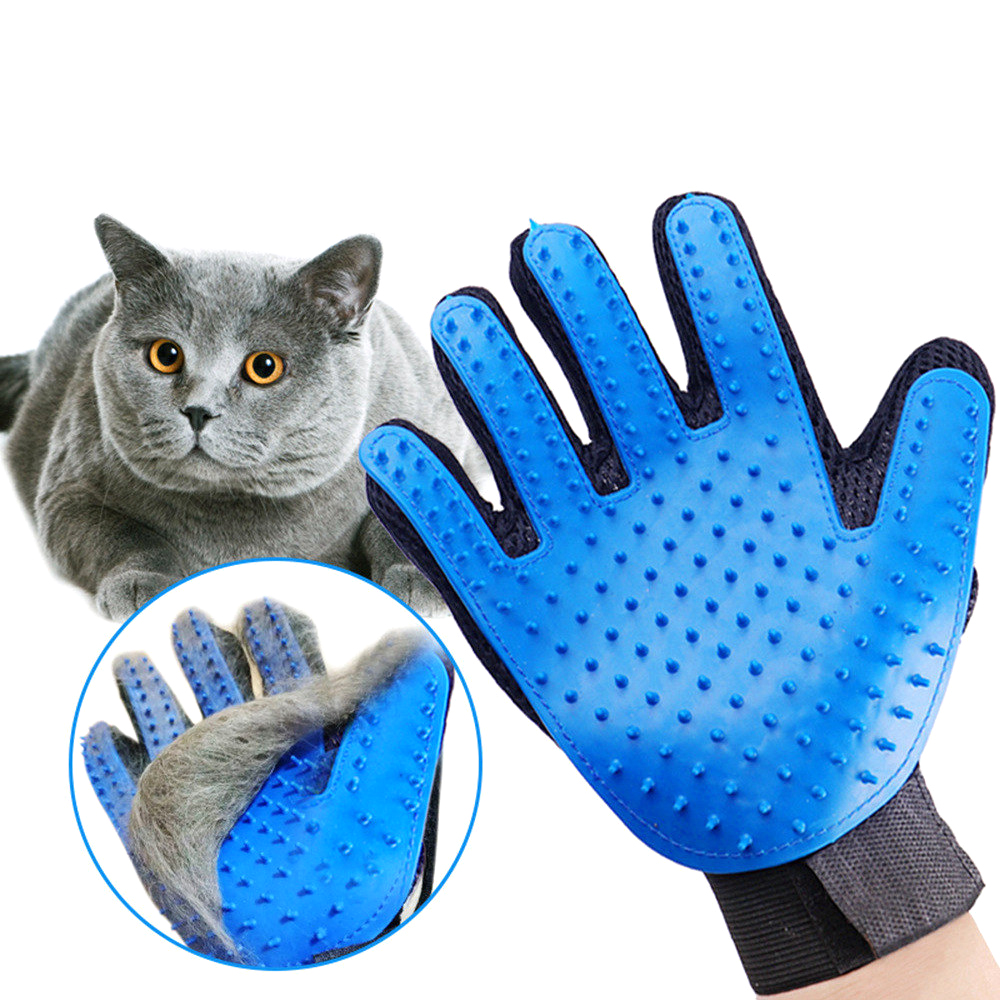 Перчатка для расчеcки шерсти животных в Новокуйбышевске